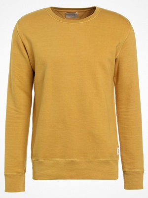 Tröjor & cardigans - Nudie Jeans EVERT Sweatshirt royal yellow