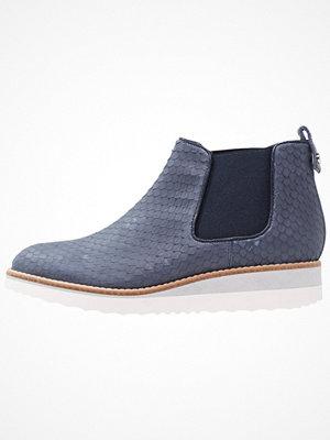 Anna Field Premium Ankelboots dark blue