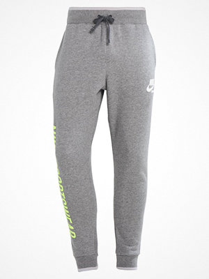 Nike Sportswear ARCHIVE Träningsbyxor carbon heather/sail