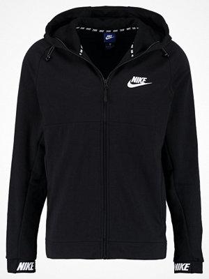 Street & luvtröjor - Nike Sportswear Sweatshirt black/white