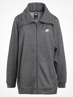 Nike Sportswear CLUB Sweatshirt charcoal heathr/charcoal heathr/dark grey/white