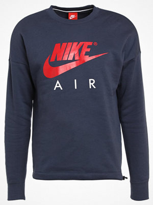 Nike Sportswear CREWNECK Sweatshirt thunder blue/anthracite/university red