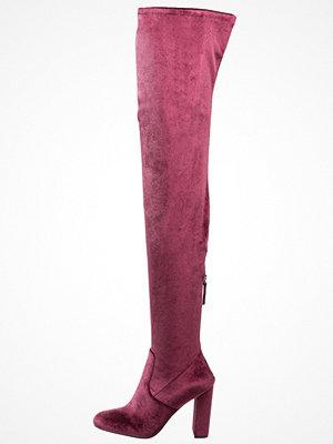 Steve Madden BLAZIN Klassiska stövlar burgundy