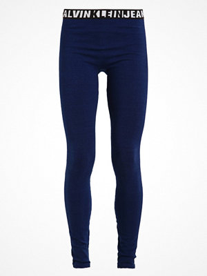 Leggings & tights - Calvin Klein Jeans Leggings indigo