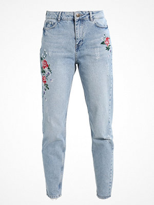 Even&Odd Jeans straight leg blue denim