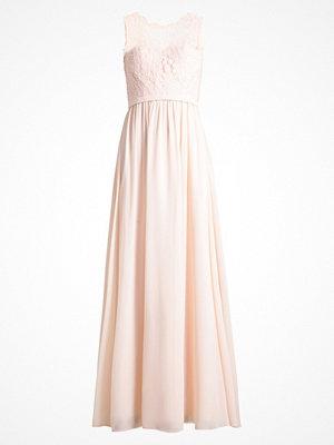 Unique Festklänning bridal blush