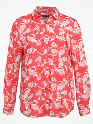 Topshop FLYING FISH Skjorta red
