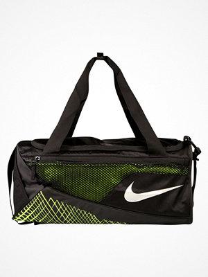 Sport & träningsväskor - Nike Performance VAPOR MAX AIR Sportväska black/volt/metallic silver