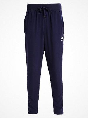 Adidas Originals Tygbyxor legink marinblå