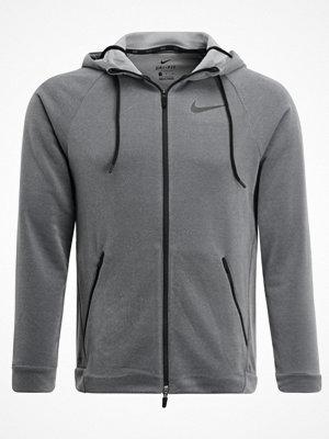 Nike Performance DRY HYPER  Sweatshirt dark grey/cool grey/black