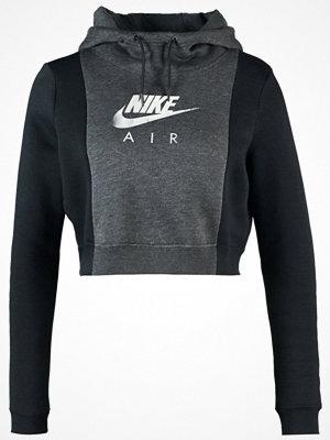 Nike Sportswear RALLY AIR Luvtröja black heather/black/black