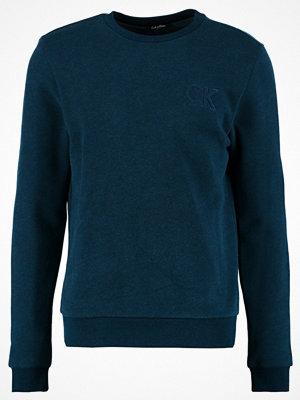 Calvin Klein KAPLER FRENCH Sweatshirt majolica blue