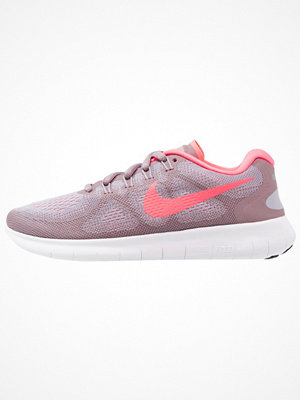 Sport & träningsskor - Nike Performance FREE RUN 2 Löparskor provence purple/hot punch/taupe grey/ice peach/white