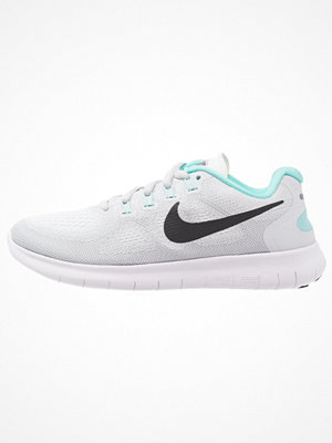 Sport & träningsskor - Nike Performance FREE RUN 2 Löparskor white/anthracite/pure platinum