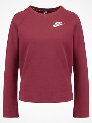 Tröjor - Nike Sportswear Sweatshirt dark team red/white
