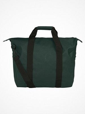 Rains ZIP Weekendbag dark teal