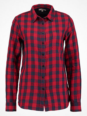 Lee ONE POCKET SHIRT Skjorta red runner