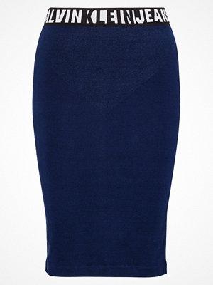 Calvin Klein Jeans Pennkjol indigo