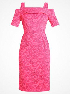 Dorothy Perkins COLD SHOULDER Sommarklänning pink