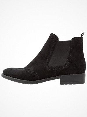 Boots & kängor - Tamaris Ankelboots black
