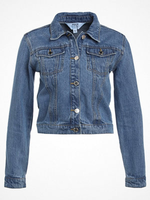Miss Selfridge Jeansjacka blue