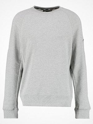 Nike Sb EVERETT ENERGY Sweatshirt dark grey heather/black