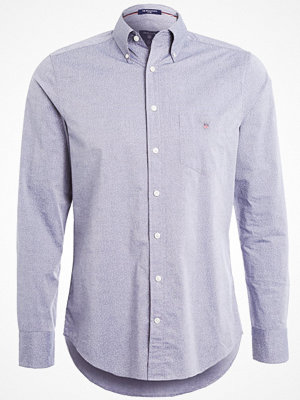 Gant REGULAR FIT Skjorta denim blue melange