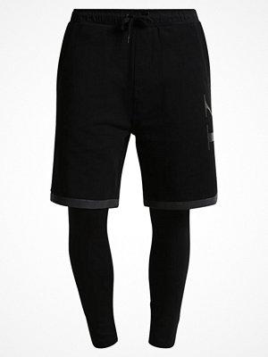 Shorts & kortbyxor - Calvin Klein Jeans HAXO Shorts black