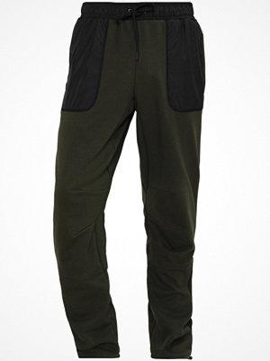 Adidas Originals ACADEMY Träningsbyxor dark green/black