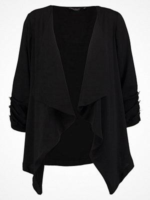 Kavajer & kostymer - Dorothy Perkins WATERFALL Blazer black