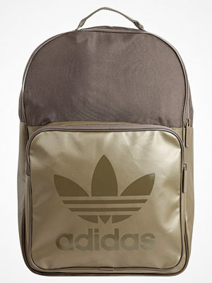 Adidas Originals CLASSIC SPORT Ryggsäck trace olive med tryck