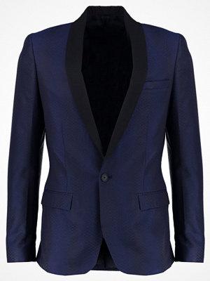 Kavajer & kostymer - New Look JAQUARD            Kavaj navy