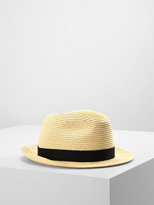 Hattar - Club Monaco SUMMER FEDORA Hatt natural
