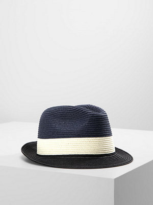 Hattar - Club Monaco COLORBLOCKED FEDORA Hatt blue