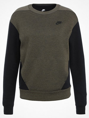 Nike Sportswear TECH FLEECE Sweatshirt medium olive/black/cargo khaki/black