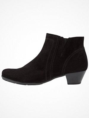 Boots & kängor - Gabor Ankelboots schwarz