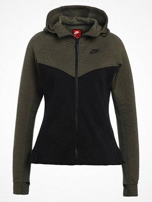 Nike Sportswear TECH FLEECE Sweatshirt medium olive/black/cargo khaki
