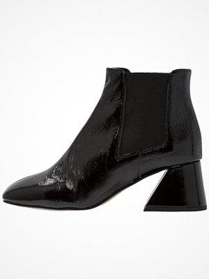 Boots & kängor - Topshop MANUEL ELASTIC BT  Ankelboots black