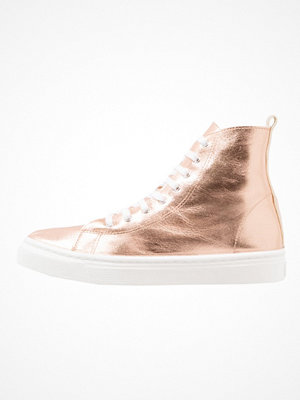 Even&Odd Höga sneakers rose gold