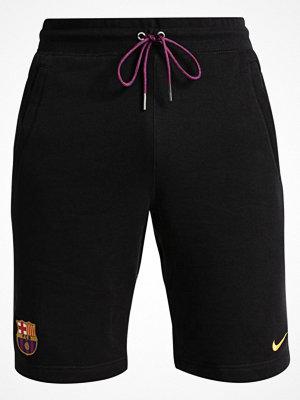 Nike Performance FC BARCELONA Träningsshorts black/university gold