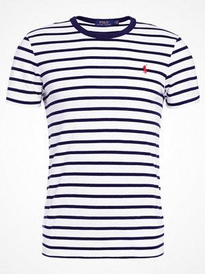 Polo Ralph Lauren Tshirt med tryck nevis/newport navy
