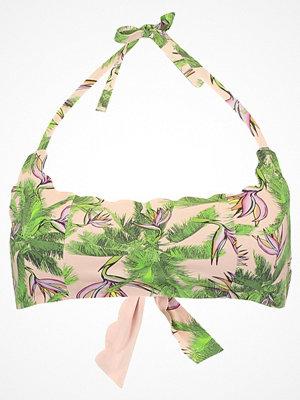 PilyQ PYTHON Bikiniöverdel rose