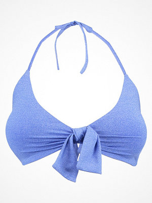 Lavish Alice TIE FRONT  Bikiniöverdel blue