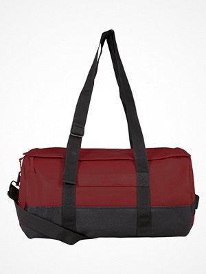 Rains DUFFEL Weekendbag scarlet