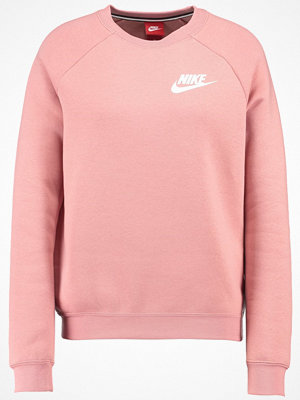 Nike Sportswear RALLY  Sweatshirt red stardust/white/red stardust