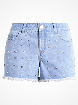 Dorothy Perkins DOLLY  Jeansshorts mid wash