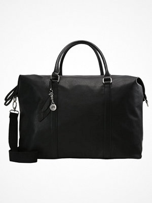 Anna Field Weekendbag black svart