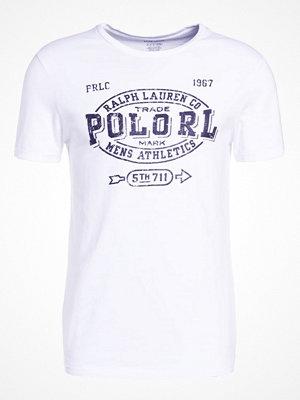 Polo Ralph Lauren Tshirt med tryck white