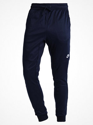 Nike Sportswear TRIBUTE Träningsbyxor obsidian/white