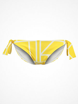 Lavish Alice ABSTRACT PRINT TIE SIDE  Bikininunderdel yellow